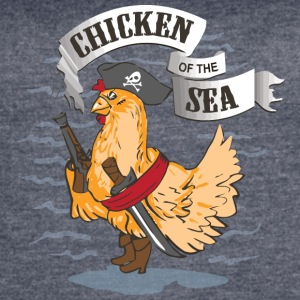 Chicken of the Sea - Women's Vintage Sport T-Shirt