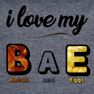 I Love my BAE - Women's Vintage Sport T-Shirt