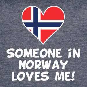 Someone In Norway Loves Me - Women's Vintage Sport T-Shirt