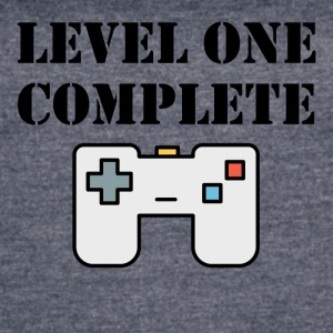 Level One Complete First Birthday - Women's Vintage Sport T-Shirt