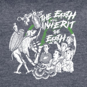 The Earth Will Inherit the Earth - AnPrim - Women's Vintage Sport T-Shirt