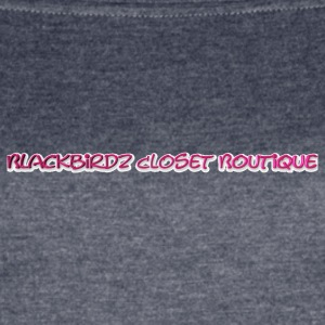Blackbirdz closet boutique official sports bottle - Women's Vintage Sport T-Shirt
