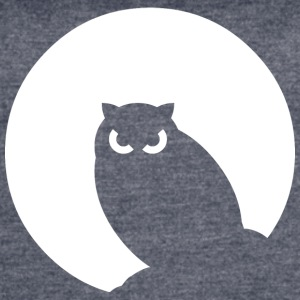 Night Owl - Women's Vintage Sport T-Shirt