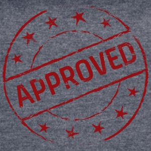 approved - Women's Vintage Sport T-Shirt