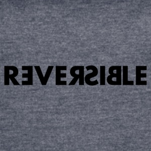 Reversible - Women's Vintage Sport T-Shirt