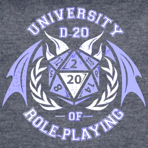 University of Roleplaying - Women's Vintage Sport T-Shirt