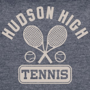 Hudson High Tennis - Women's Vintage Sport T-Shirt