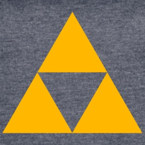 Triforce - Women's Vintage Sport T-Shirt