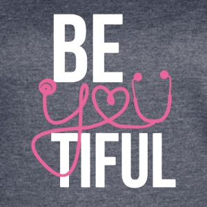 Be You Tiful Shirts - Women's Vintage Sport T-Shirt