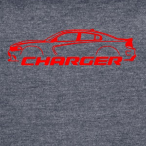Red Charger - Women's Vintage Sport T-Shirt