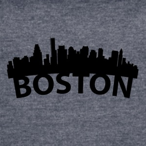 Arc Skyline Of Boston MA - Women's Vintage Sport T-Shirt
