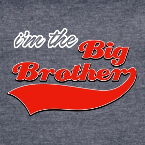I'm the Big Brother - Women's Vintage Sport T-Shirt