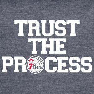 Shop sam t shirts online spreadshirt - Trust the process wallpaper ...