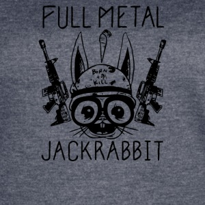 Full Metal Jackrabbit - Women's Vintage Sport T-Shirt