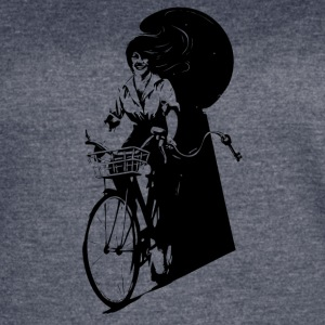 Just Passing Through - Women's Vintage Sport T-Shirt