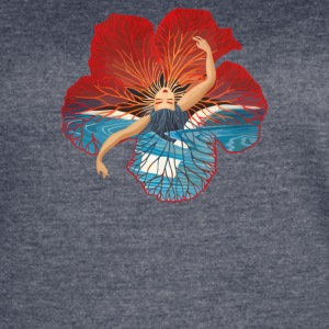 Hibiscus flower Hawaii - Women's Vintage Sport T-Shirt