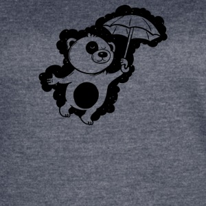 Flying Panda - Women's Vintage Sport T-Shirt