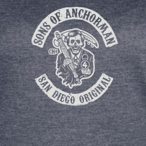 Sons of Anchorman - Women's Vintage Sport T-Shirt