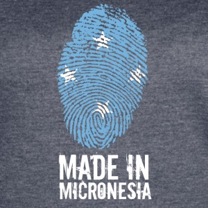 Made In Micronesia - Women's Vintage Sport T-Shirt