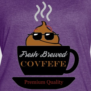Fresh Brewed Covfefe - Women's Vintage Sport T-Shirt