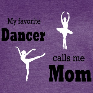 dance mom favorite - Women's Vintage Sport T-Shirt