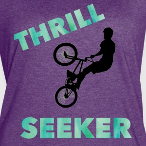Thrill Seeker - Women's Vintage Sport T-Shirt