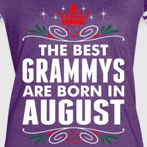 The Best Grammys Are Born In August - Women's Vintage Sport T-Shirt