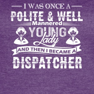 Dispatcher Tee Shirts - Women's Vintage Sport T-Shirt