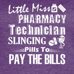 Pharmacy Technician Tee Shirt - Women's Vintage Sport T-Shirt