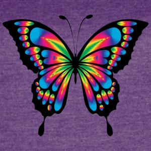Abstract butterfly. - Women's Vintage Sport T-Shirt