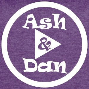 Ash and Dan YouTube Channel - Women's Vintage Sport T-Shirt