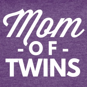 Mom of twins - Women's Vintage Sport T-Shirt