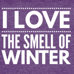 LOVESMELLWINTER - Women's Vintage Sport T-Shirt