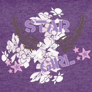 star_girl - Women's Vintage Sport T-Shirt