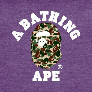 BAPE A BATHING APE - Women's Vintage Sport T-Shirt