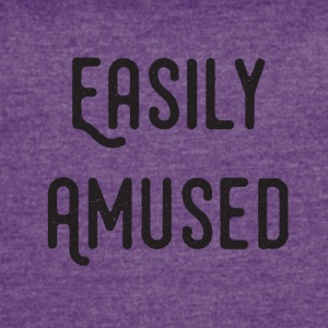 Easily Amused - Women's Vintage Sport T-Shirt
