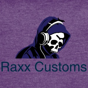 raxx customs logo 2 - Women's Vintage Sport T-Shirt