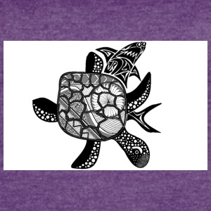 turtle and shark - Women's Vintage Sport T-Shirt