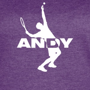 Andy Tennis - Women's Vintage Sport T-Shirt