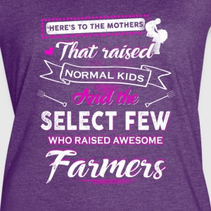 Here s to the Mothers T Shirts - Women's Vintage Sport T-Shirt