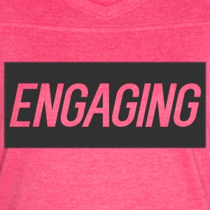 Engaging - Women's Vintage Sport T-Shirt