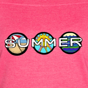 Welcome Summer! - Women's Vintage Sport T-Shirt