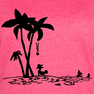go vacation - Women's Vintage Sport T-Shirt