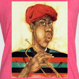 Trumpet Player - Women's Vintage Sport T-Shirt