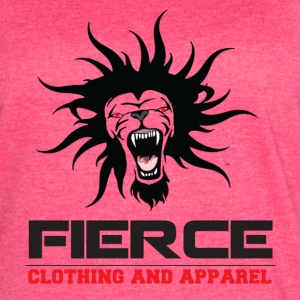 FIERCE Clothing Line - Women's Vintage Sport T-Shirt