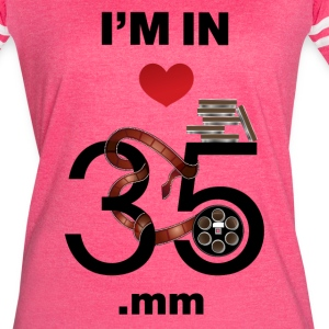 35mm - Women's Vintage Sport T-Shirt