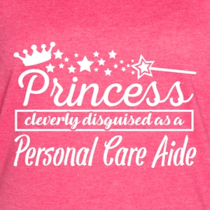 Personal Care Aide - Women's Vintage Sport T-Shirt