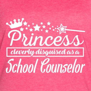 School Counselor - Women's Vintage Sport T-Shirt