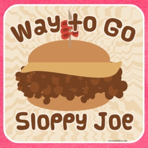 Way to Go Sloppy Joe - Women's Vintage Sport T-Shirt