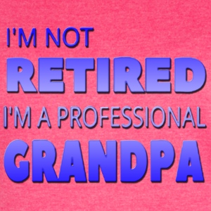 Retirement Gifts for Grandpa Grandfather - Women's Vintage Sport T-Shirt